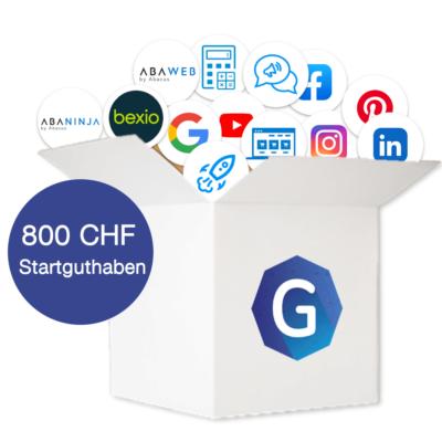 StartUp Kombipaket Treuhand und Marketing